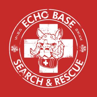 Echo Base Search & Rescue t-shirts