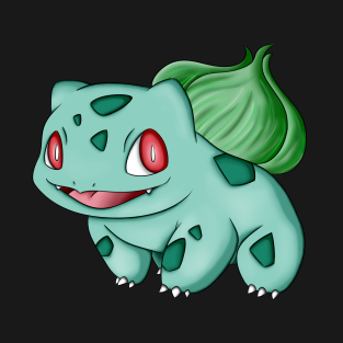 01 Bulbasaur t-shirts