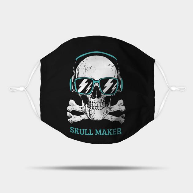Skull maker cool skull design