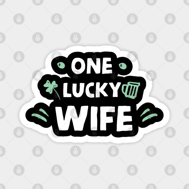 One Lucky Wife