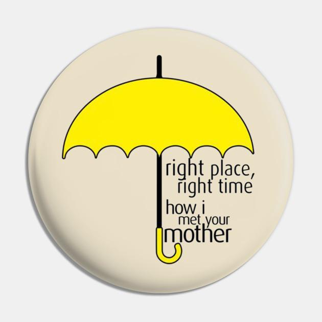 How I Met Your Mother - Yellow Umbrella