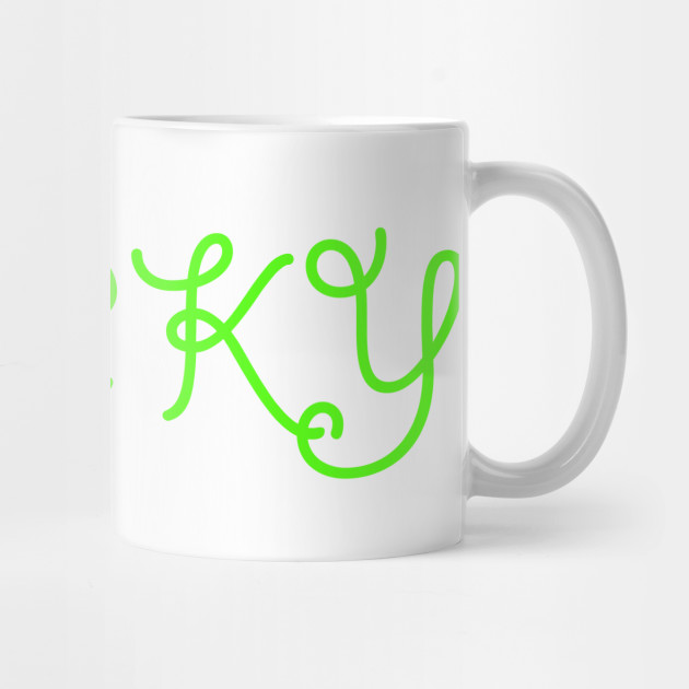 Lucky Irish Design - Perfect for St Patricks Day