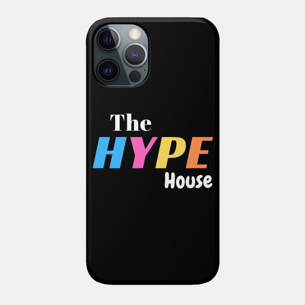 Tiktok Hype House Tiktok Etui Na Telefon Teepublic Pl