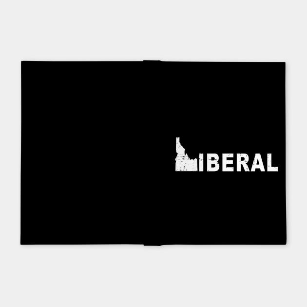 Idaho Liberal | Boise | Potato | T-Shirt | Christmas Gift Idea