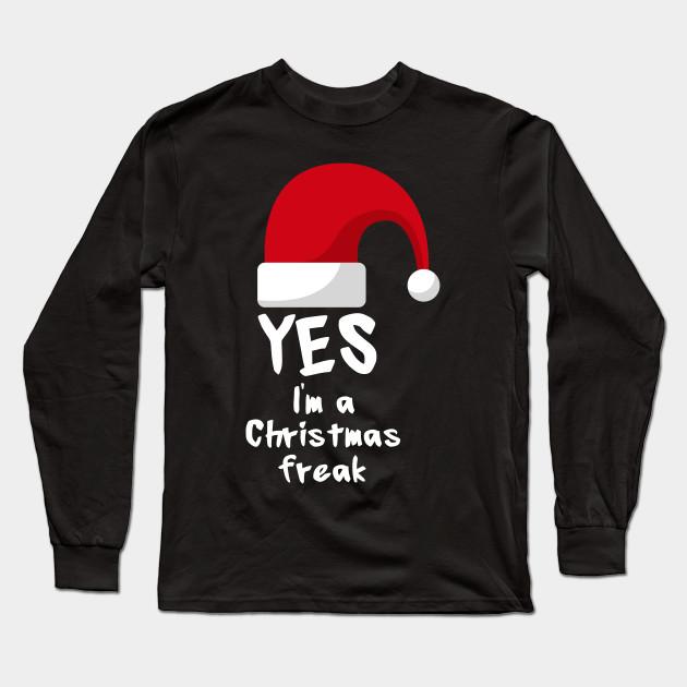 Christmas Shirt Sayings.Funny Christmas Freak