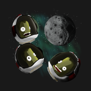 Under the Mun t-shirts
