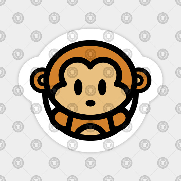 Momo Monkey Bambu Brand Banana