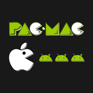 Pac-Mac t-shirts