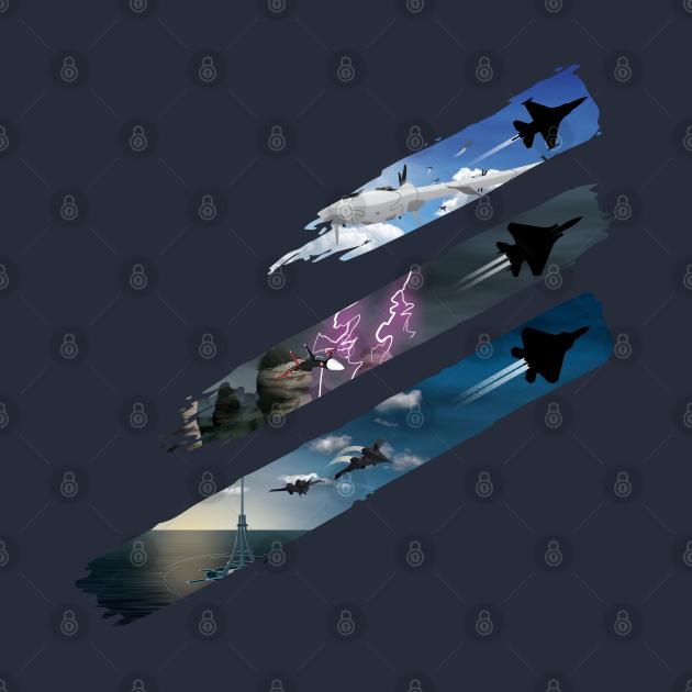 Ace Combat 7: Three Strikes