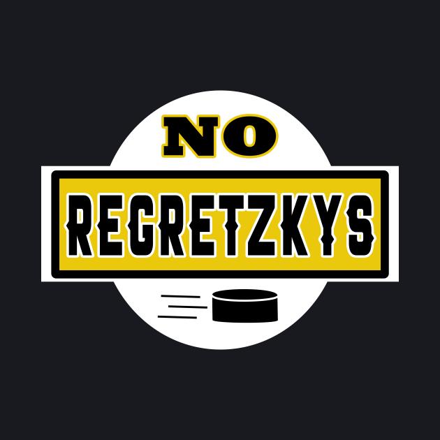 No Regretzkys - Letterkenny Fan Art