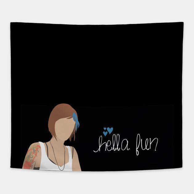 afada28c3e5 Chloe Price (life is strange) - Chloe Price - Tapestry