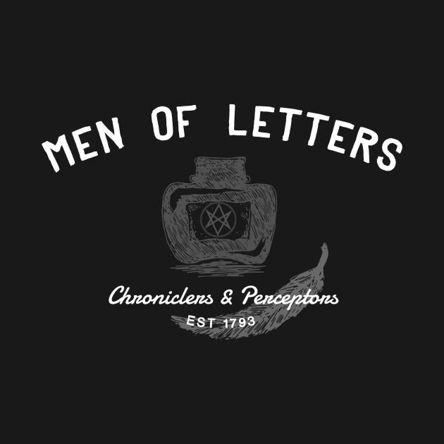Supernatural - Men of Letters