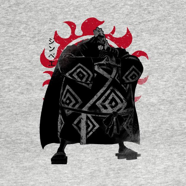 Crimson Jinbei T-Shirt