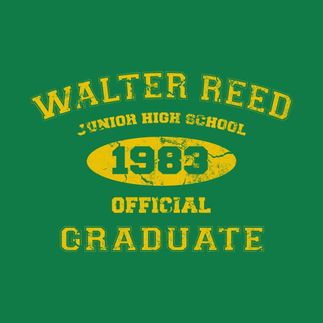 Walter Reed Graduate 1983