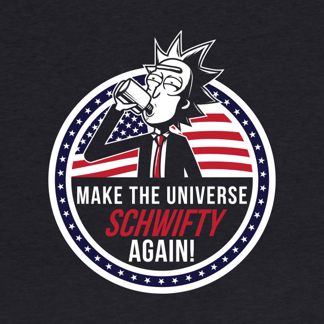 Make the Universe Schwifty Again