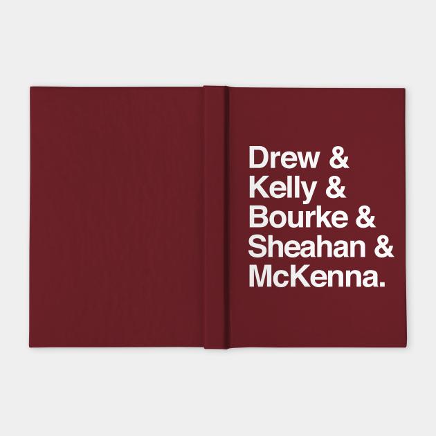 Dubliners / Classic Line-Up Names List