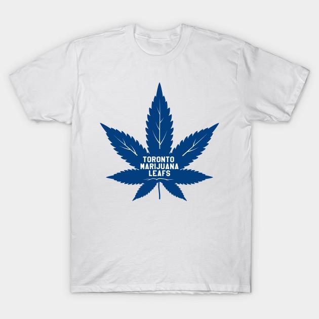 low priced 1995d 23e29 Toronto Marijuana Leafs - Blue