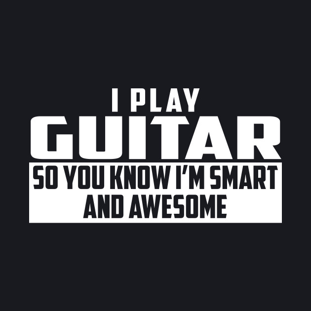 Smart and Awesome Guitar