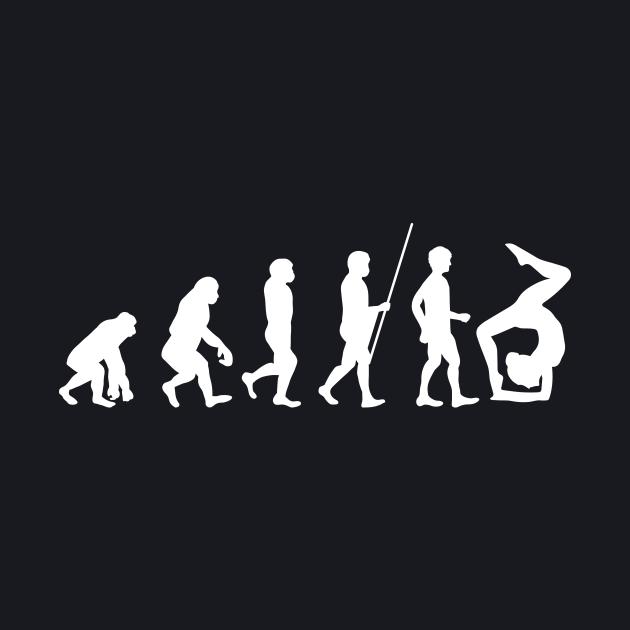 gymnast evolution of the gymnast