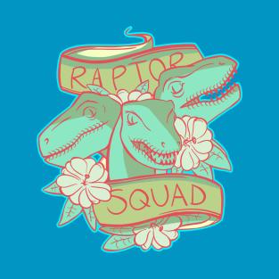 Raptor Squad t-shirts