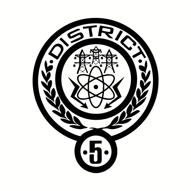 District 5 Hunger Games Hunger Games Phone Case Teepublic