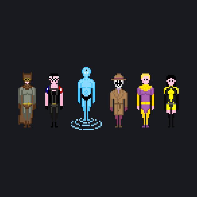 Pixel Watchmen