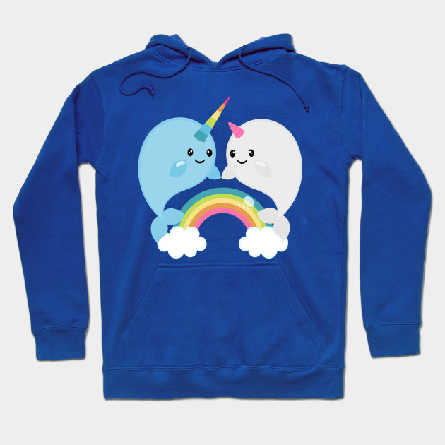 Rainbow Narwhals