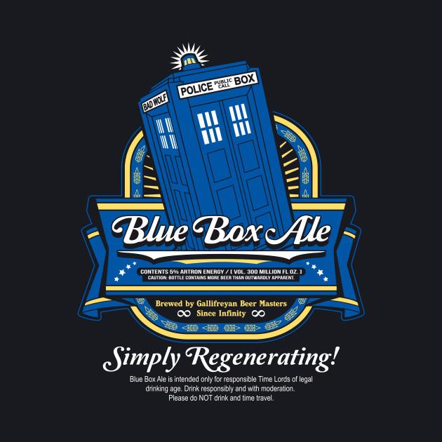 Blue Box Ale