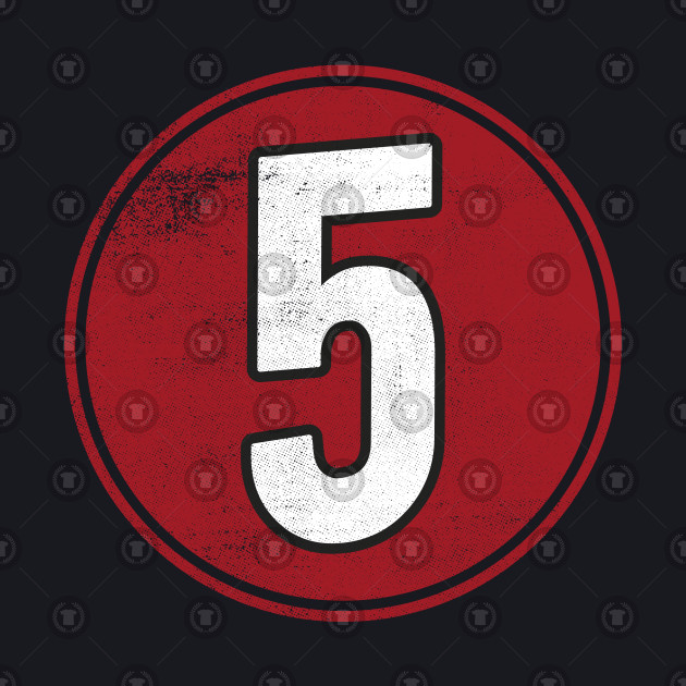 Number Five 5