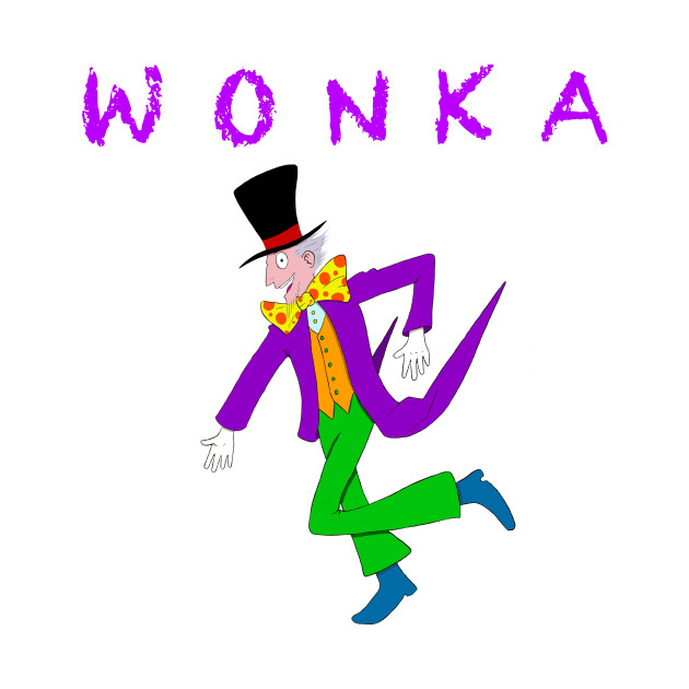 Image result for willy wonka cartoon