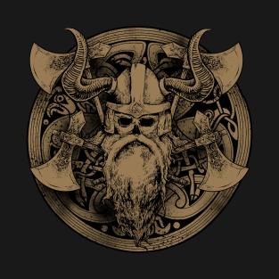 Viking Warrior T Shirts Teepublic