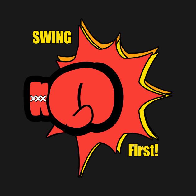 Swing First (A Leesha-Mae Design)