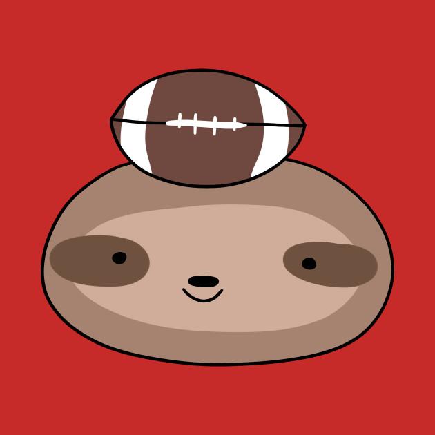 Football Face Sloth