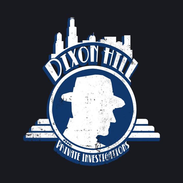 Dixon Hill - Private Investigations