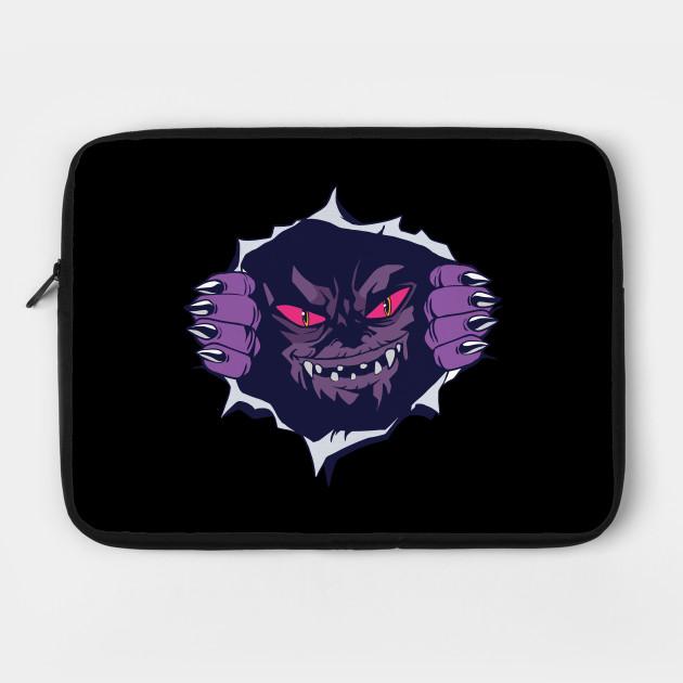 Purple Chest Monster