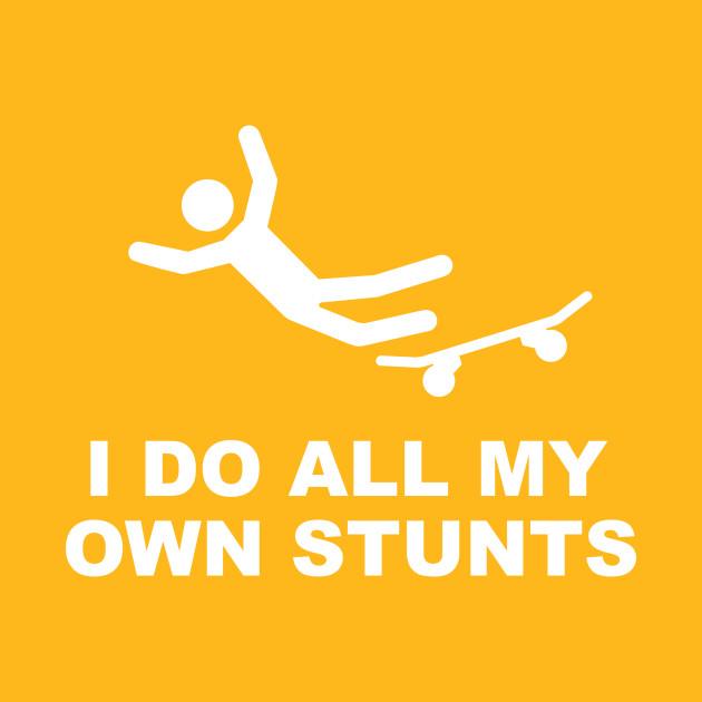 8fcc25434a414 I do all my own skateboard stunts