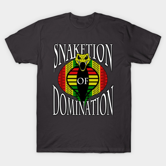 Snaketion of Domination - COLORED!