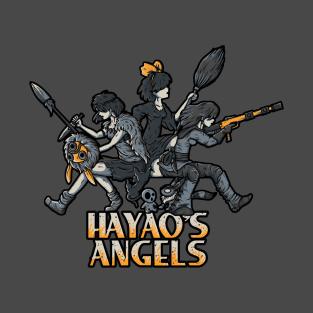 Hayao's Angels t-shirts