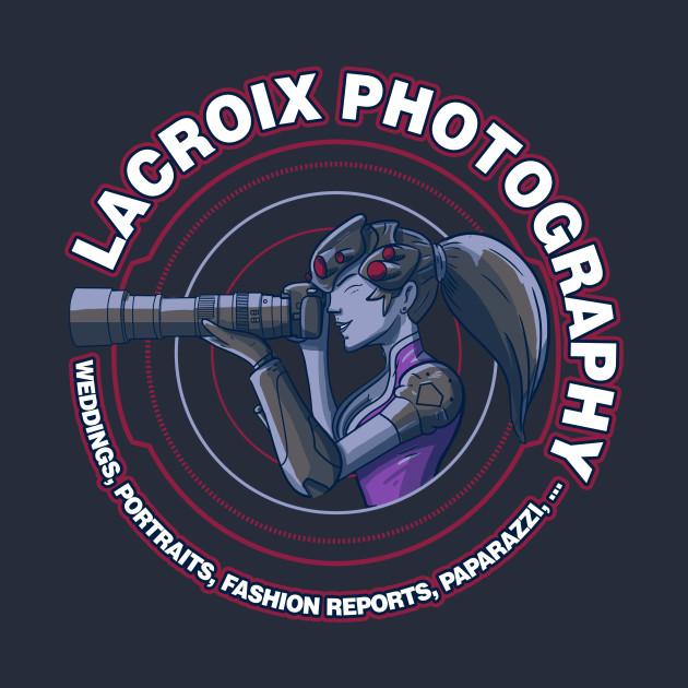 Lacroix Photography T-Shirt