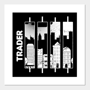 Eat Sleep TRADE T-Shirt Gift Present stocks trader trading market