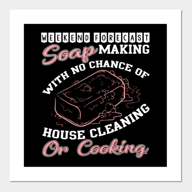 House cleaning cooking soap make