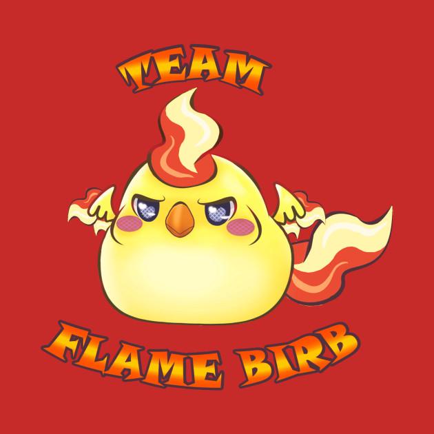 Team Flame Birb