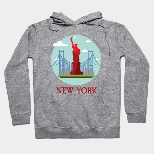 New York City NYC Manhattan I Love NYC Visitor Tourist Travellers Tee