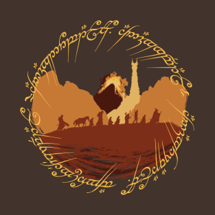 Lord of the Rings T-Shirts and Fan Art | TeePublic