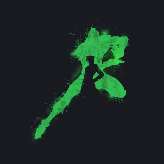 Kakyoin - Hierophant Green