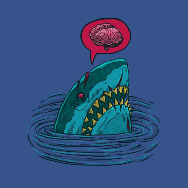 The Zombie Shark