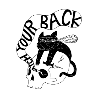 Watch Your Back t-shirts