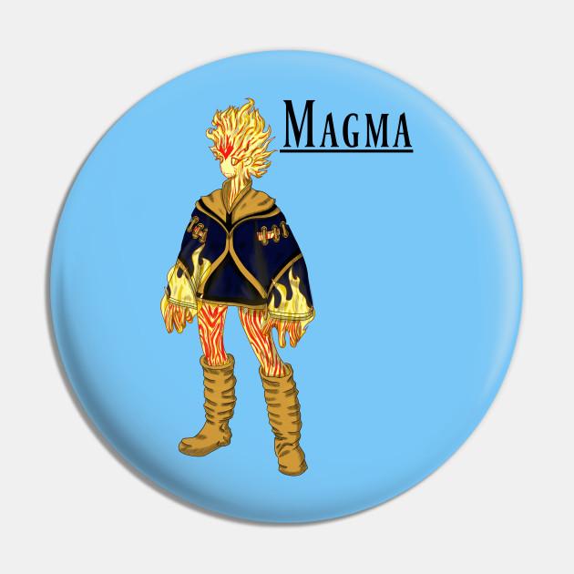 Magma Tactics