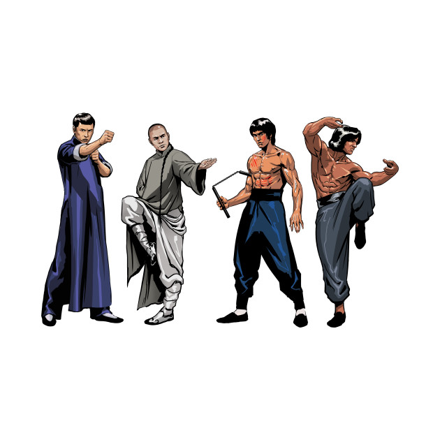 Kung Fu Legends