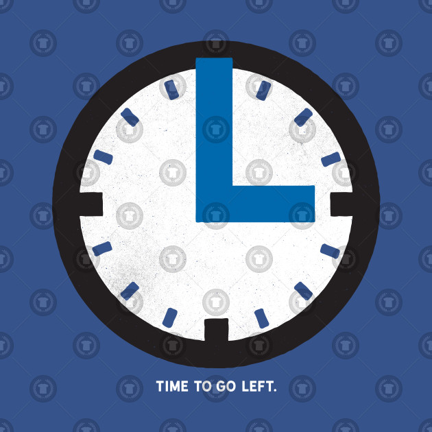 Time To Go Left